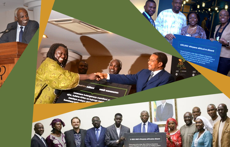 Good news: AU leaders' summit in Malabo, pledge to Do Agric!