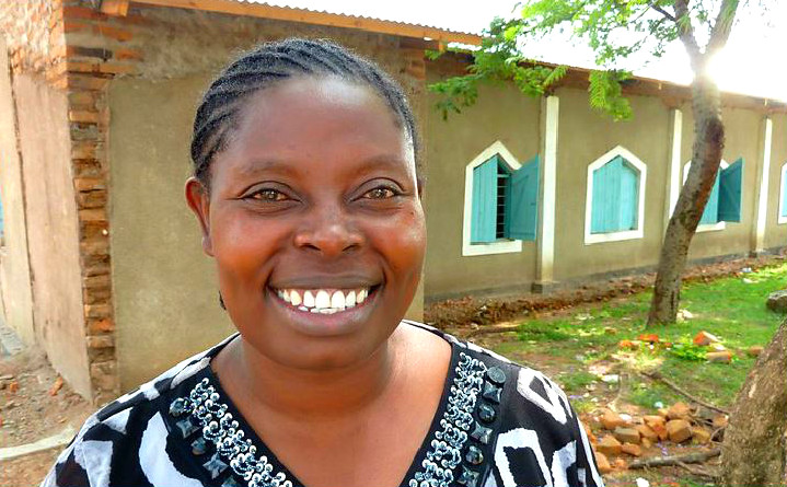 Rhobi: Facing death threats for helping to save women's lives