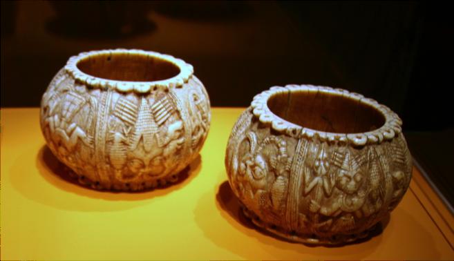 Yoruba pots (Photo: Cliff)