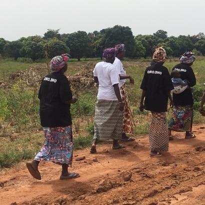 The powerful female farmers of Tiéman in Mali