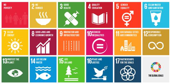 17 Ziele, mit denen wir die Welt verändern werden
