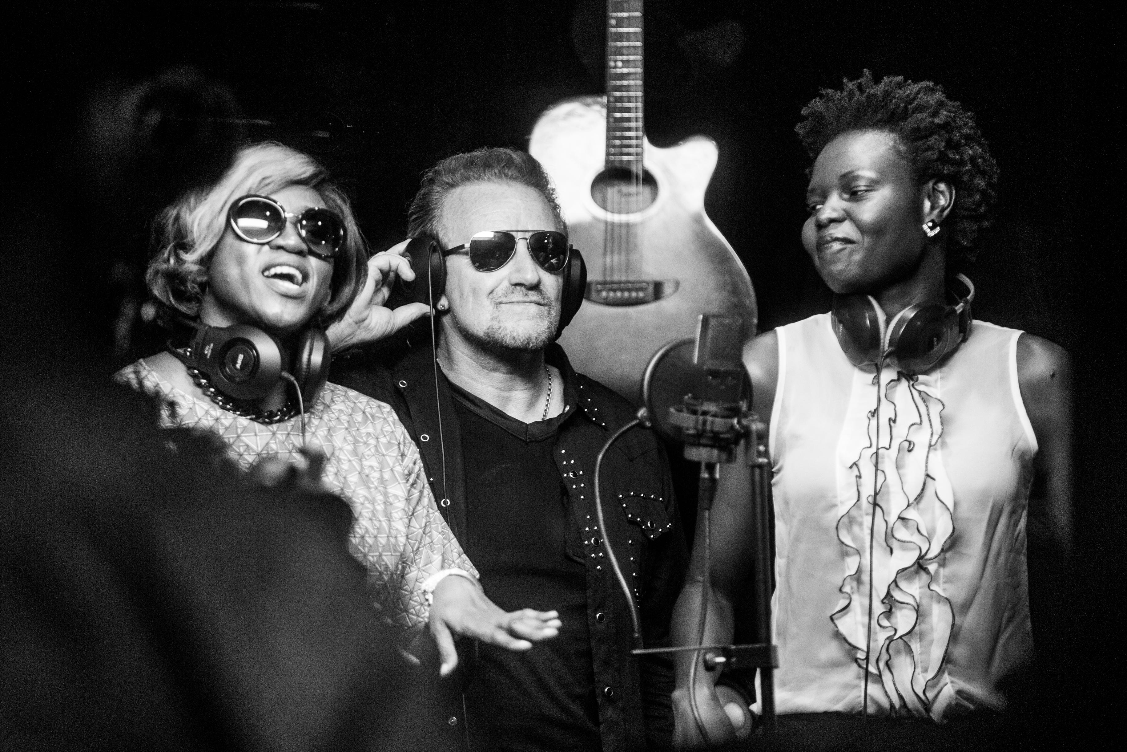Musiker schließen sich zusammen für starke Frauen