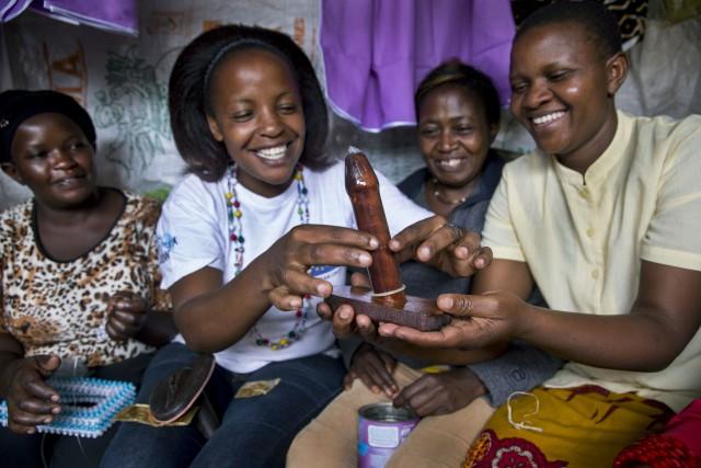 Jugendliche und Aids: Aufklärung rettet Leben