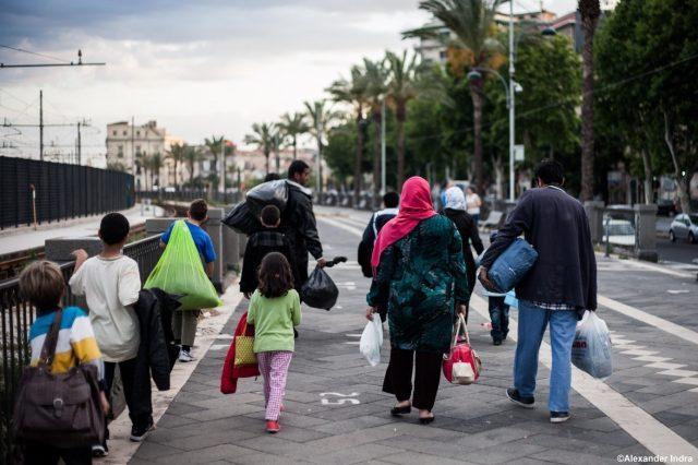 Auswirkungen der verstärkten Migrationsbewegung auf die Entwicklungs-zusammenarbeit