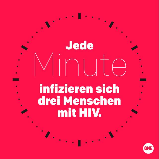 Wo stehen wir heute im Kampf gegen Aids?