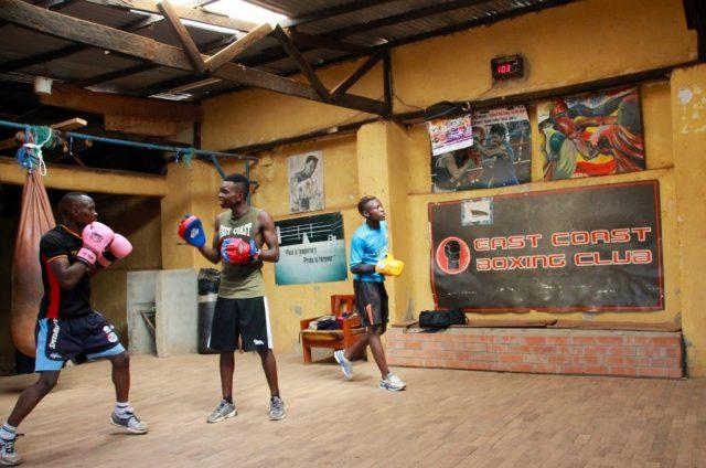 Shakis Boxschule verändert Kampala zum Besseren