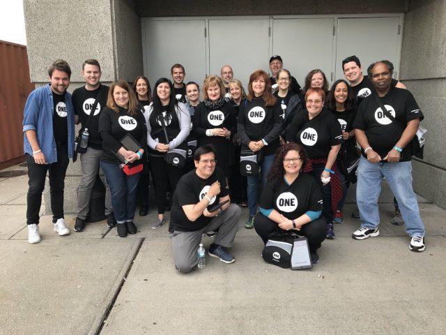 Auf Tour mit U2: Eindrücke vom Konzert in Chicago