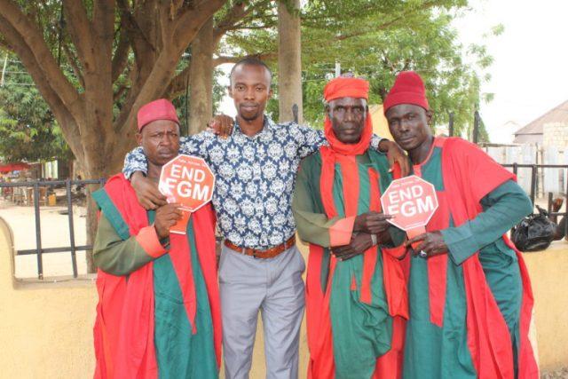Aktiv gegen weibliche Genitalverstümmelung