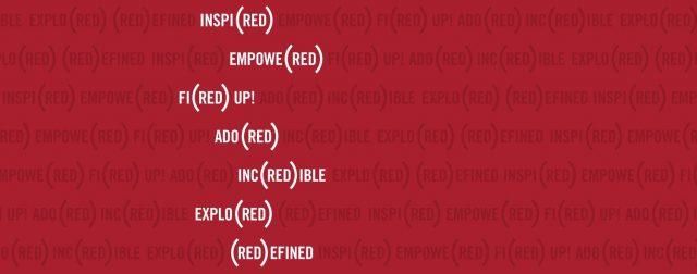 (RED) X ONE Design Challenge