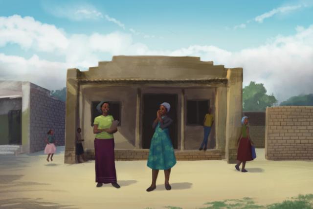 Geschlossene Schulen in Afrika: Was macht die Corona-Pandemie mit Mädchen & jungen Frauen?