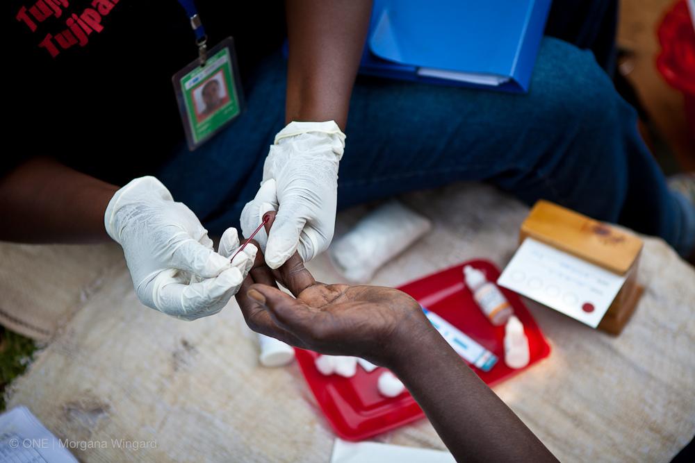 153.000 ONE-leden vragen Nederland om aids, tbc en malaria verder te bestrijden