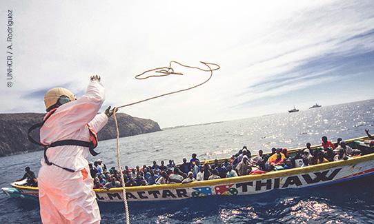 Naufrage des migrantsen Méditerranée : soutenez Amnesty International et exhortez l'Europe à agir