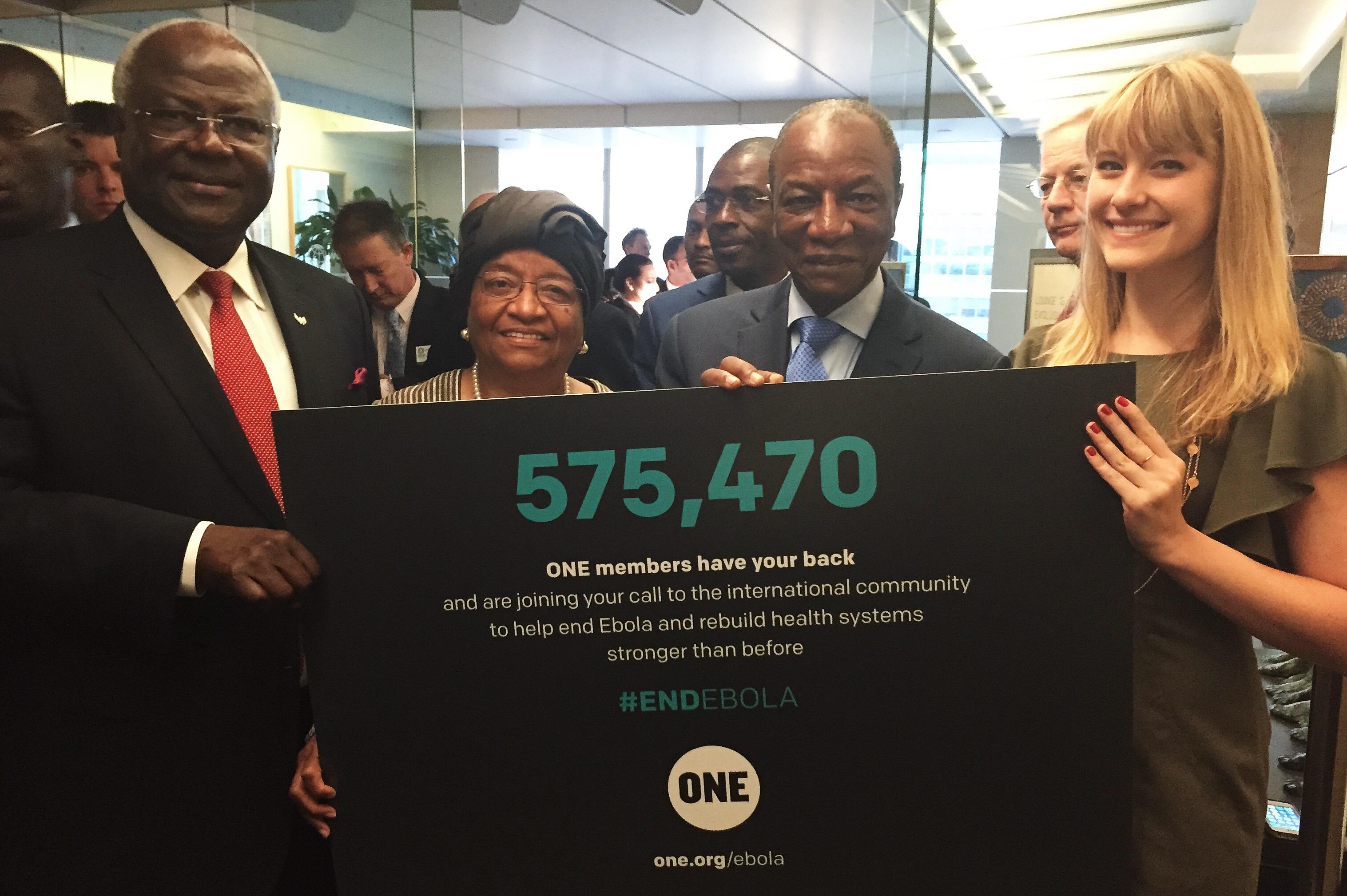 Ebola-uitbraak officieel ten einde verklaard
