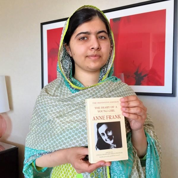 Joyeux anniversaire Malala!