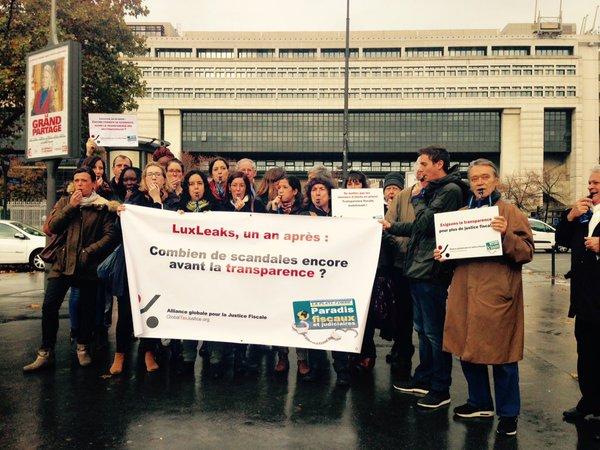 1 an après LuxLeaks : A quand la transparence des multinationales ?