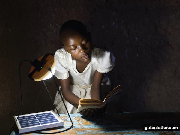 Du temps et de l'énergie pour mettre fin à l'extrême pauvreté