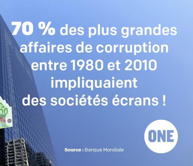 Stop à l'opacité financière !