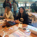 Florence Ramel représente ONE à l'Ecole de Management de Grenoble
