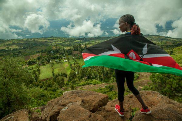 """La paire de chaussures """"Made in Kenya"""" qui pourrait changer des vies"""