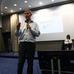 Erik Solheim, président du Comité d'Aide au Développement de l'OCDE.  Crédit photo : Nicolas Chauveau