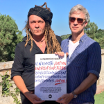 Matthew Caws et Daniel Lorca de Nada Surf