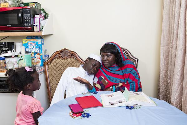 13510 km : le périple d'une réfugiée soudanaise jusqu'à Boise aux Etats-Unis