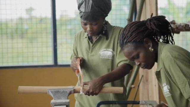 Comment un simple vélo en bambou change la vie d'une communauté