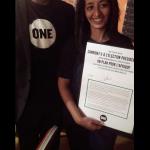 Karima Deli a signé le manifeste le vendredi 14 octobre 2016