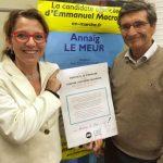 La députée REM Annaïg Le Meur est Cap !