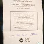 La députée LFI Mathilde Panot a signé notre pétition Cap ou pas Cap