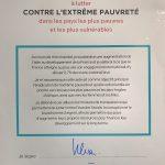 La signature du député REM Hugues Renson