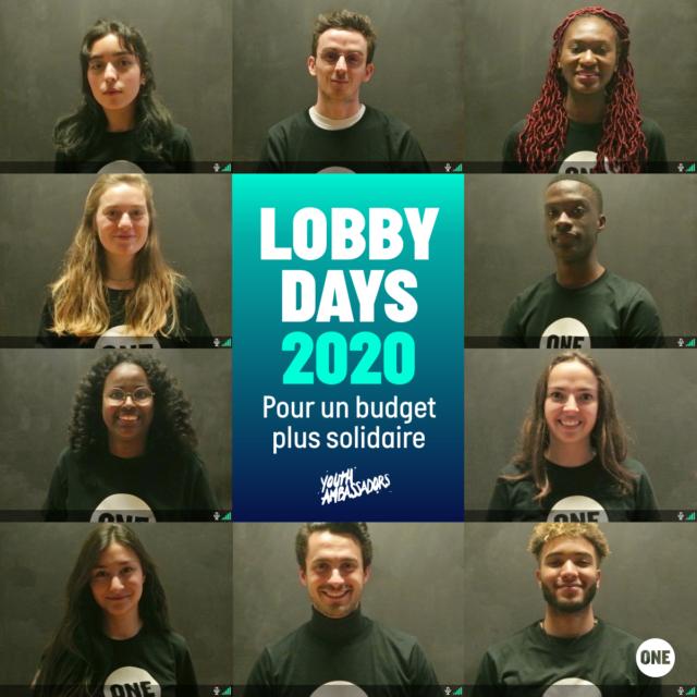 Projet de loi de finances : Nos jeunes Ambassadeur·rice·s se mobilisent pour défendre un budget juste et solidaire
