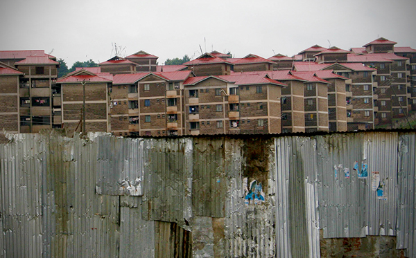Why residents of Kibera slum are rejecting new housing plans