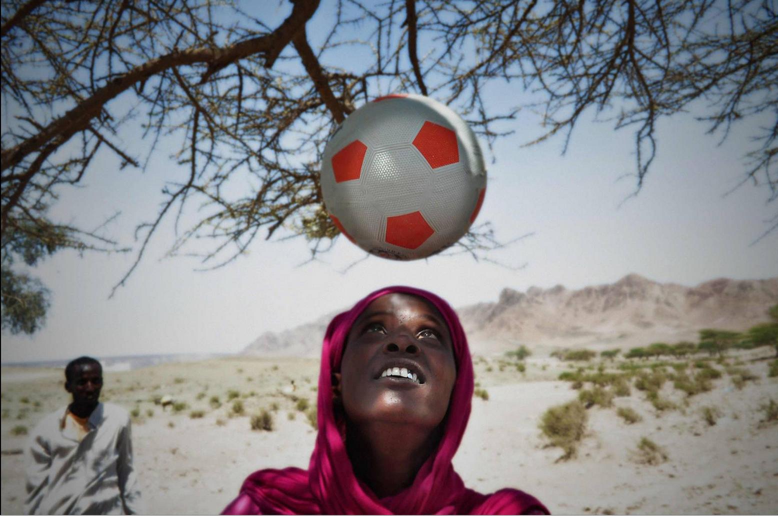 How Africa plays football
