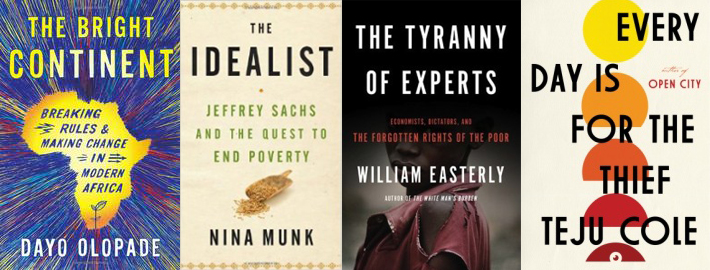 Back to school: 5 books about global development