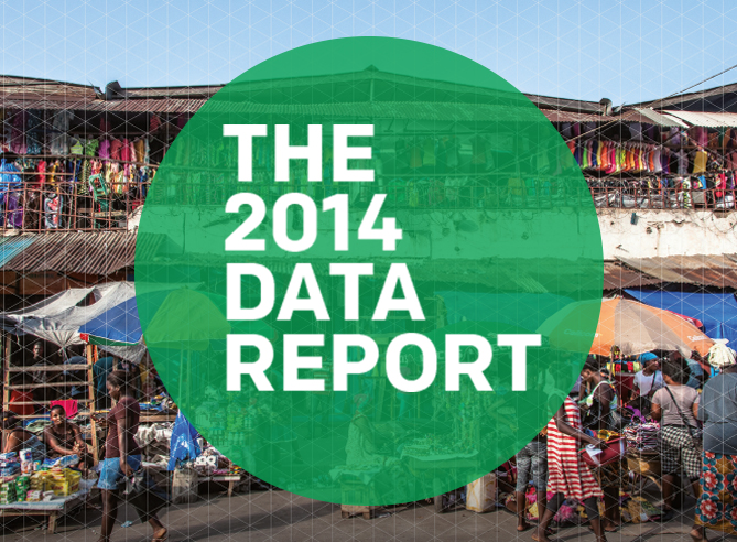 Introducing ONE's 2014 DATA Report: Fighting Poverty and Financing Africa's Future