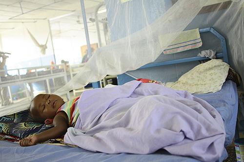 Malaria in the time of Ebola