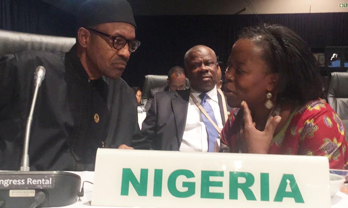 NigeriaPresidentBuhari
