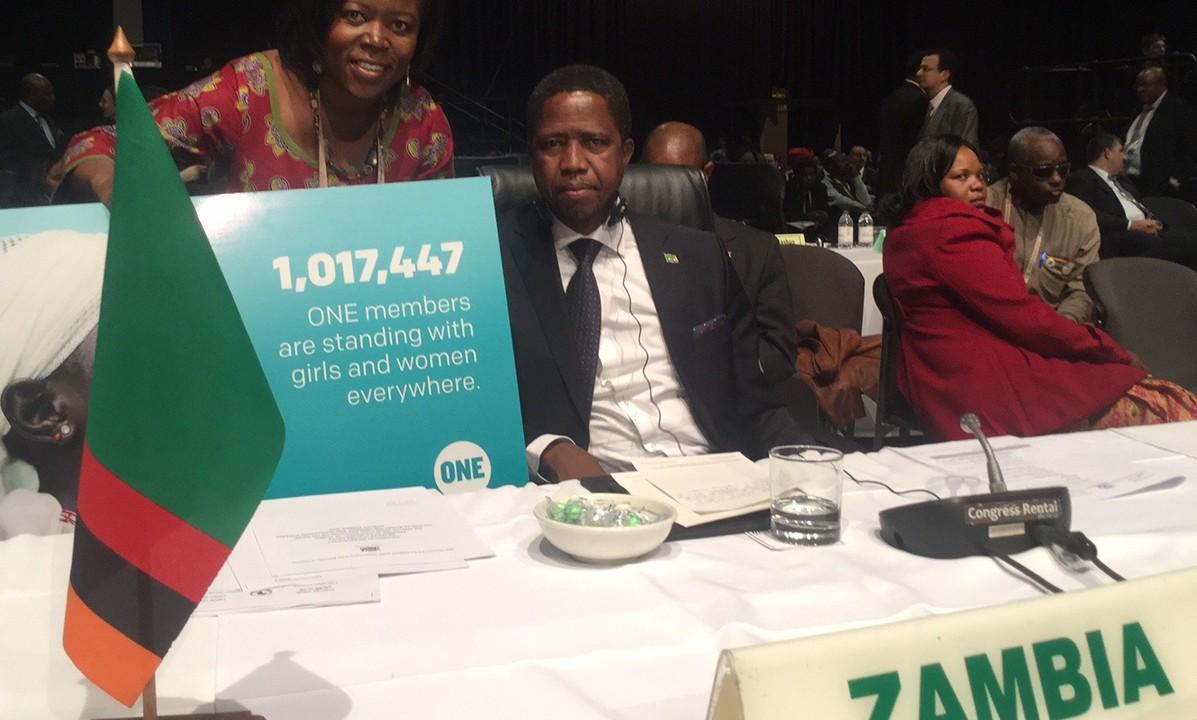 ZambiaPresidentLungu