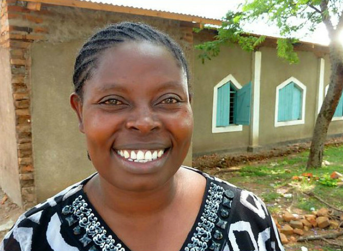 Rhobi is empowering Tanzanian girls to fight against FGM