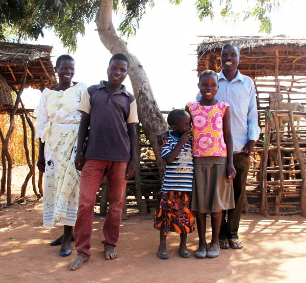 snapshots from malawi #2 mtika family