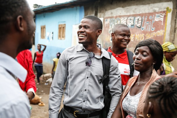 GREAT NEWS: Ebola outbreak in Sierra Leone has officially ended