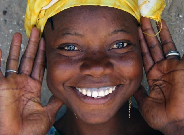 AMAZING news: The Gambia has banned female genital mutilation