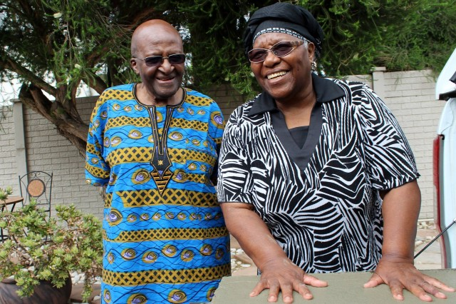 Five African power couples working together to end extreme poverty