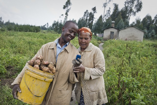 How one woman is helping some farmers in Kenya create a path out of poverty