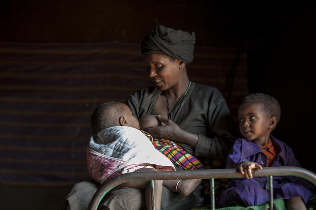 YES: Kenyan MPs approve bill to provide breastfeeding stations in the workplace