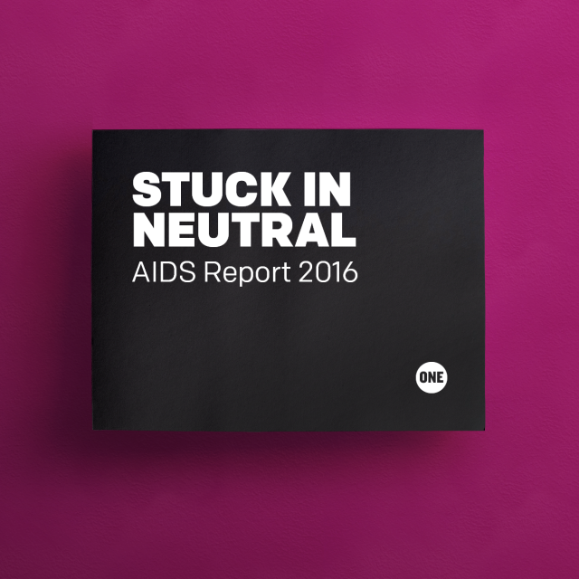 """The global AIDS response is """"Stuck in Neutral"""""""