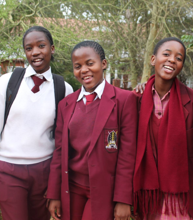 These are the 14 year old girls shaking up the STEM industry in Zimbabwe