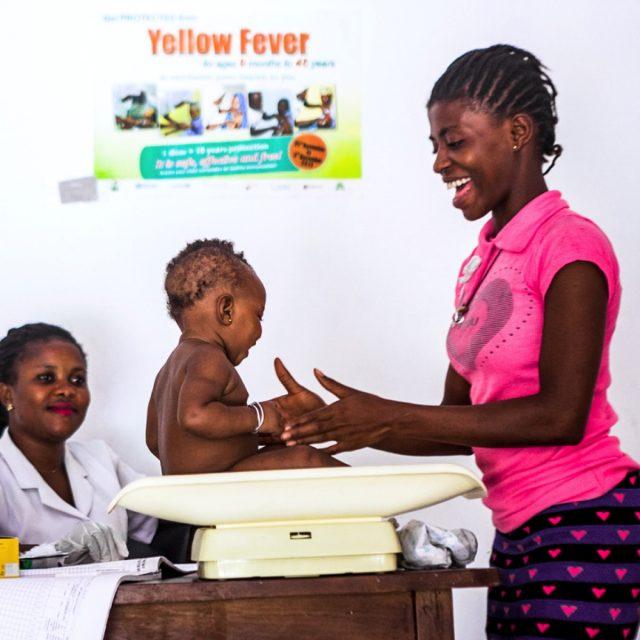 Pourquoi la santé mondiale profite-t-elle à tous?