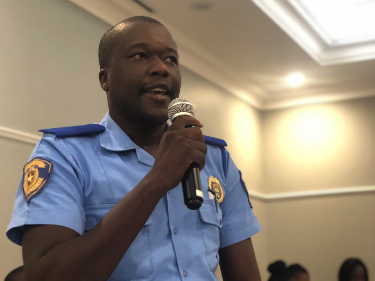 Fabian Amukwelele, Windhoek city policy spokesperson.